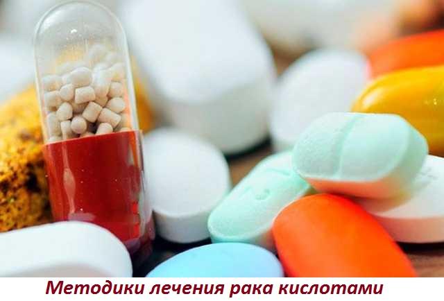 Абсцизовая, синильная,золедроновая, липоевая, ацетилсалициловая кислота против рака