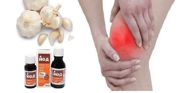 Чеснок и йод для суставов ииные рецепты: как принимать для лечения и восстановления, а также как приготовить составы с растительным маслом и спиртом
