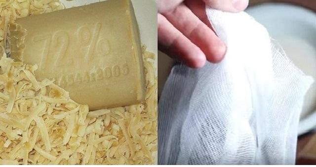 Хозяйственное мыло при лечении ангины thumbnail