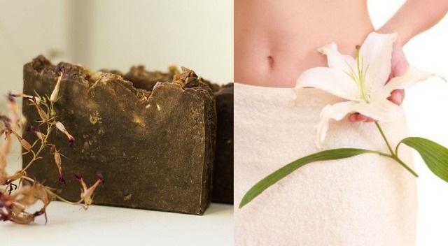 Как лечить молочницу дегтярным мылом
