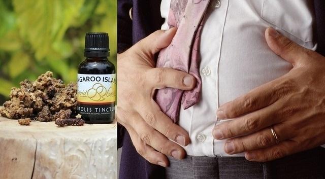 Прополис при лечении рака кишечника
